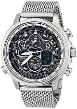 Citizen Men's JY8030-83E Eco-Drive Navihawk A-T Stainless Steel Watch