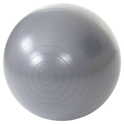 Pelota de gimnasia Motala sede pelota yoga pelota fitness pelota ø65cm gris