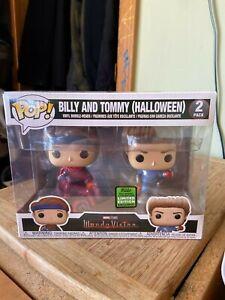 Funko Pop Marvel Wandavision Billy & Tommy Halloween 2