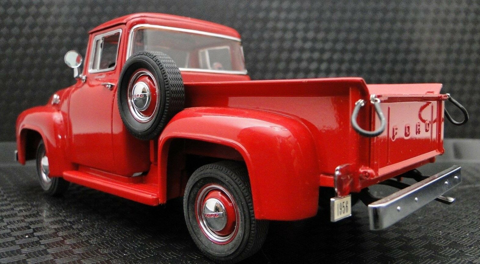 Camión Ford construido Pickup 1950 Vintage Antiguo Modelo 1 Metal F150 T a Car 25 carrera