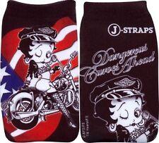 J-Straps Betty Boop Street 'Dangerous' Handysocke Socke Tasche Köchertasche Etui