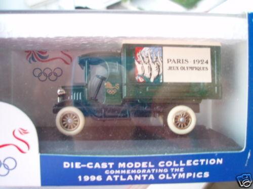 LLEDO 1996 Atlanta JEUX OLYMPIQUES PARIS 1924 OLYMPIC GAMES