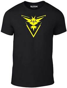 Kids Team Instinct T-Shirt funny t shirt retro gamer anime game