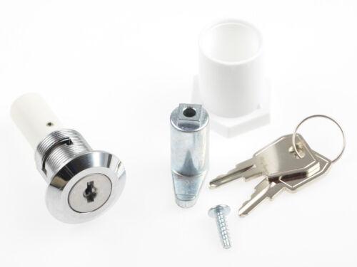 Türschloss Kühlschrank mit 2x Schlüssel Liebherr 7042846 Flaschenkühlschrank