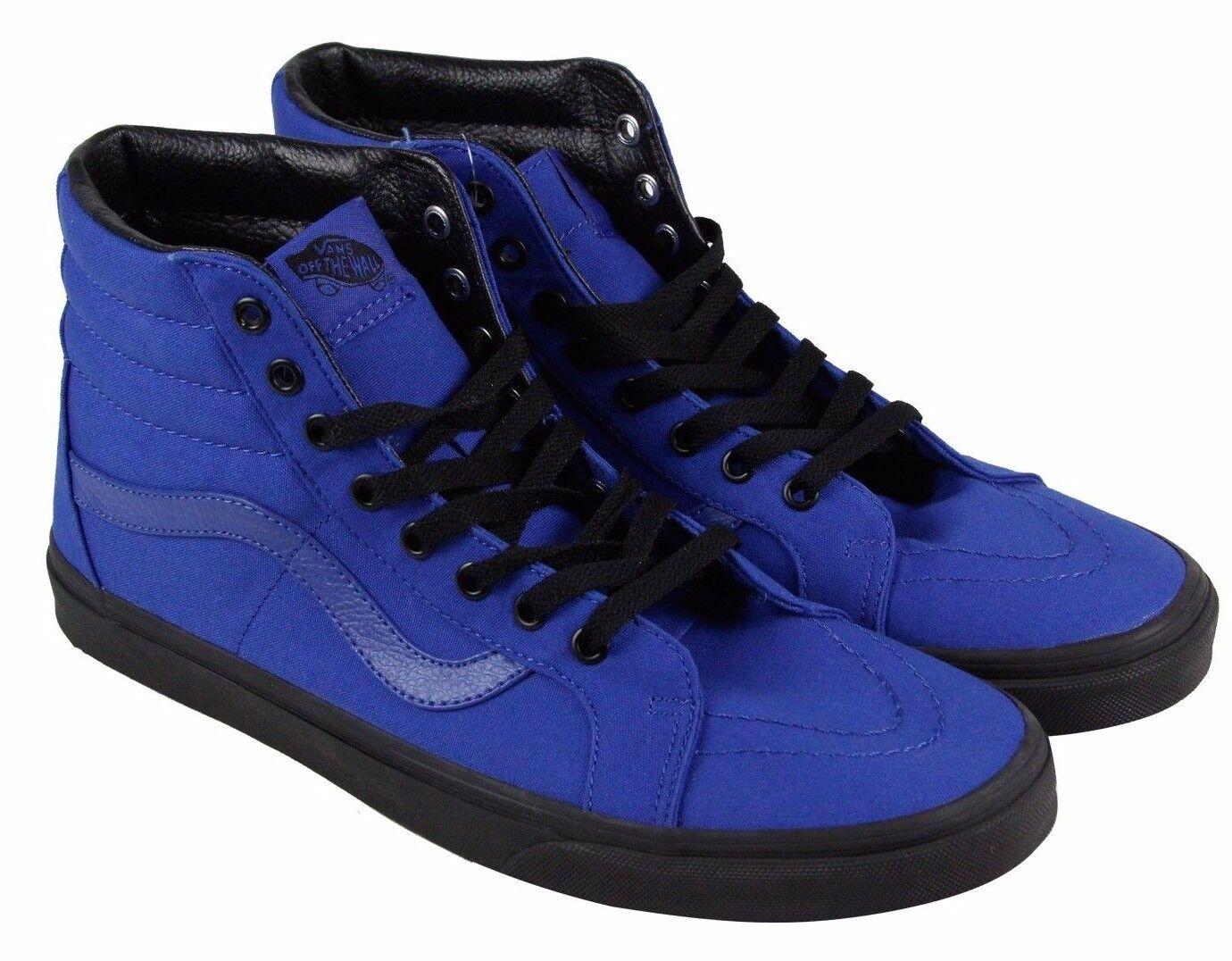 pretty nice e2803 08ea2 Vans Sk8-Hi Reissue TRUE BLUE SKATE Shoes Men s Size 10 10 10  70 a6c342