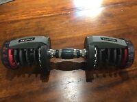 Bowflex Selecttech 552 Series 1 Dumbbell Replacement Handle - Original Part