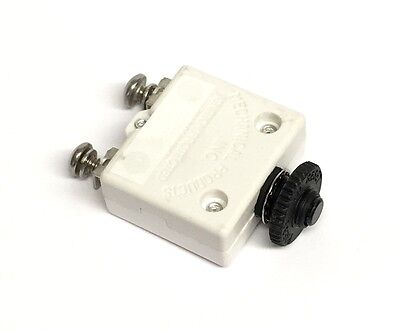 ig... Mechanical Product 10 AMP pushbutton circuit breaker with screw terminals