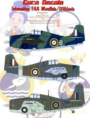 LF Models 1//72 GRUMMAN MARTLET Mk.I Fleet Air Arm Camouflage Paint Mask Set