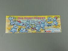 HPF-BPZ: Happy Hippos 1988 (100% original)