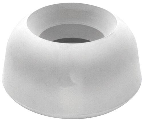 Asw WC Spülrohrverbinder Spülrohrdichtung Ø 48 x 38 mm Dichtung Aussenverbinder