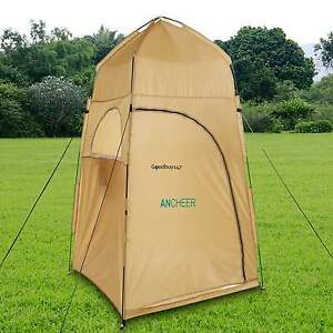 Pro pop up changing camping room portable outdoor privacy for Portable garden room