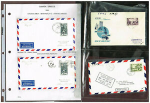 18-DIFFERENT-CANADA-AIRMAIL-FFC-039-S-BER14-1