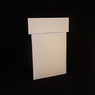 5 Pack 300gsm White Card C5 Surprise Gift Card With Wallet /& Envelopes