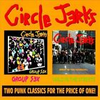 Group Sex/Wild in the Streets by Circle Jerks (Vinyl, Sep-1993, Frontier)