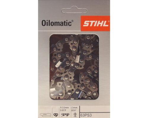 2x45cm Stihl Picco Super Kette für Stihl MS241C Motorsäge Sägekette 3//8P 1,3