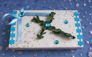 Geschenkbox-Schachtel-Geldgeschenk-Verpackung-Konfirmation-Firmung-Kreuz-blau