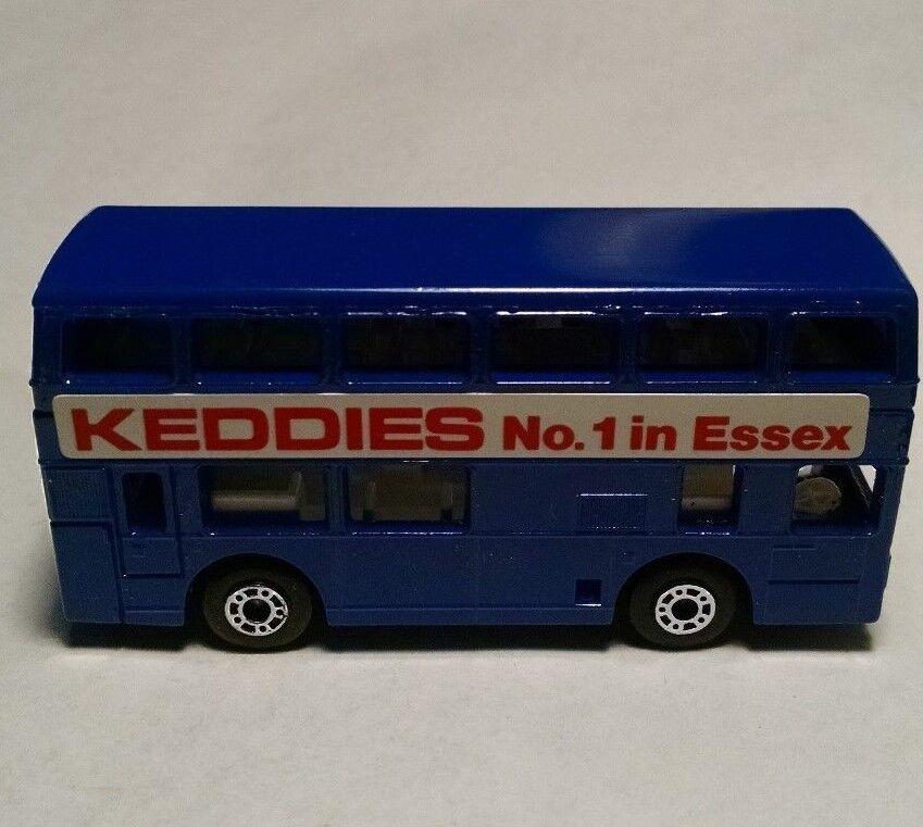 Lesney Matchbox.Superfast The Londoner Keddies