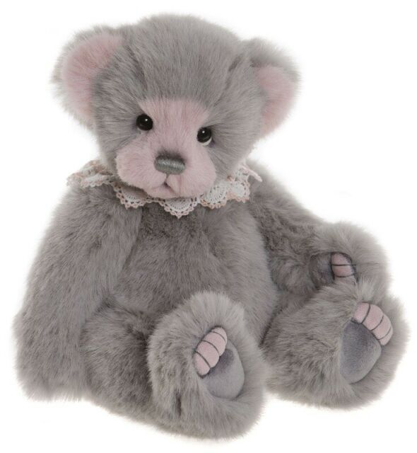 Elsie by Charlie Bears CB181716 collectable jointed plush teddy bear