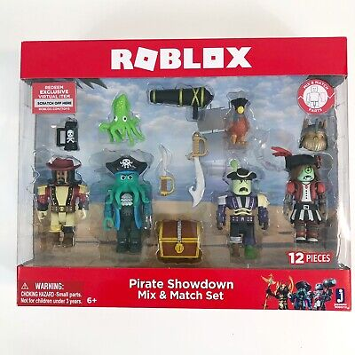 Roblox Mix /& Match Pirate Showdown figure neuf non ouvert