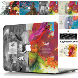 f95c5e675aba Details about Colorful Brain Plastic HardShell Case For Macbook Air Pro  11