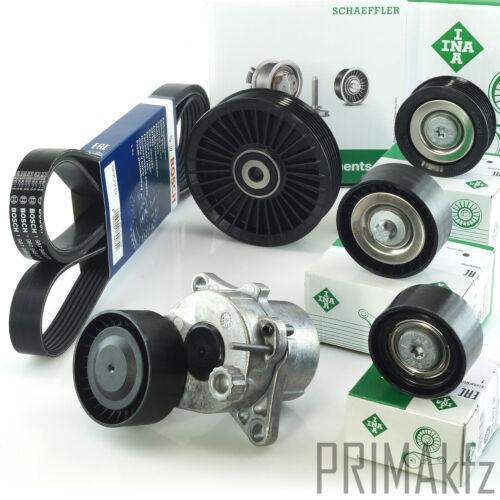 INA Rollensatz Mercedes CDI ohne Start-Stop BOSCH 6PK2213 Keilrippenriemen