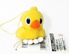 *NEW* Final Fantasy: Chocobo Mini Mascot Strap Plush by Square Enix - Free Ship