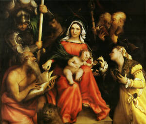 oil-painting-034-mystical-marriage-of-st-catherine-of-alexandria-034-N12963