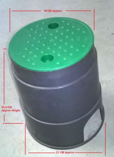 Sprinkler Irrigation Universal Valve Box Lawn Box Underground recessed