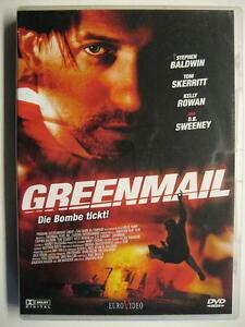 GREENMAIL-DIE-BOMBE-TICKT-DVD