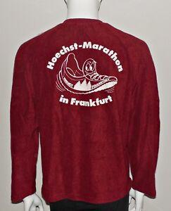 M Sur Le Shirt Made Vintage Afficher D'origine Sweat Survêtement Germany Adidas Marathon Titre Francfort Détails West In Sz DIE2H9
