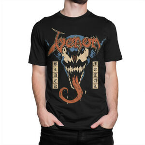 Venom-Awesome-Black-Metal-T-Shirt-We-Are-Venom-Tee-Men-039-s-Women-039-s-All-Sizes