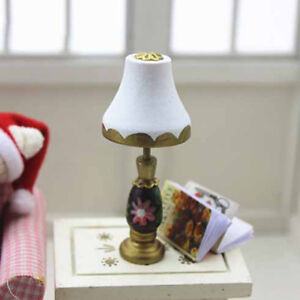 1-12-Dollhouse-toy-model-miniature-lamp-for-kids-best-birthday-gift-ME
