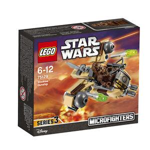 LEGO Bauanleitungen LEGO BAUANLEITUNG Star Wars 75129 Wookie Gunship Neu Keine Teile ! LEGO Bau- & Konstruktionsspielzeug