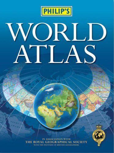 Philip's World Atlas 2005-2006