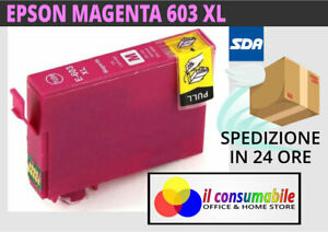INKJET-MAGENTA-T603XL-COMP-EPSON-Expression-Home-XP-2100-XP-4100-XP-3105-XP-210