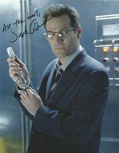 Actor-Jack-Coleman-Autograph-Signed-Authentic-Photo-UACC-AFTAL-Dealer-L421