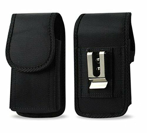 AGOZ Heavy Duty Rugged Belt Clip Protective Pouch Case Holster For CAT Cellphone
