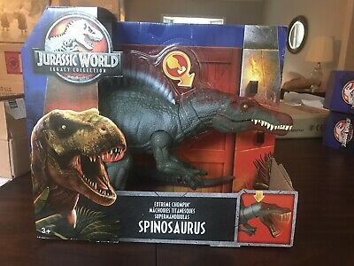 NEW Jurassic World Legacy Collection Extreme Chompin/' Spinosaurus *FAST SHIP*