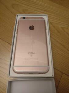 Apple iPhone 6s  128GB  Rose Gold Unlocked Smartphone - Rickmansworth, United Kingdom - Apple iPhone 6s  128GB  Rose Gold Unlocked Smartphone - Rickmansworth, United Kingdom