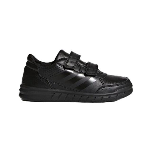info for f0c3b 38fcb ADIDAS ALTASPORT CF K NERO Sneakers Bimbo Strappo Scarpe Bambino Tennis  BA9526