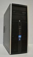 HP Elite 8200 CMT Intel QUAD i5-2500 3.30GHz 8GB DDR3 1TB Win 7 WiFi