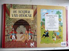 Kuifje in De scepter van Ottokar Facsimile Uitgave