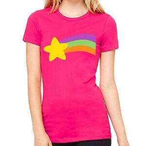 Image is loading Gravity-Falls-T-shirt-Mabel-Pine-Halloween-Costume-  sc 1 st  eBay & Gravity Falls T-shirt Mabel Pine Halloween Costume Shirts Adult Kids ...