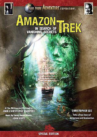Amazon Trek In Search Of Vanishing Secrets Dvd Special Edition For Sale Online Ebay