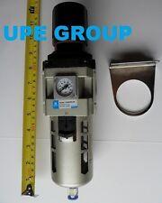 Air Pressure Regulator Amp Filter Combination For Compressed Air 12 Fr12