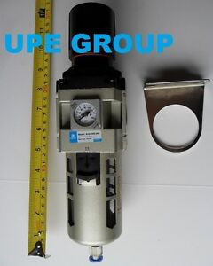"Air Pressure Regulator & Filter Combination for Compressed air 1/2"" FR12"