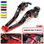 Reglable-Levier-de-frein-d-039-embrayage-pour-Pour-Ducati-696-MONSTER-2009-2014 thumbnail 1