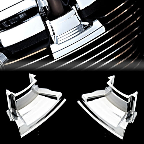 Chrome Spark Plug Covers For Harley Touring M8 Street Glide Road King 2017-2018
