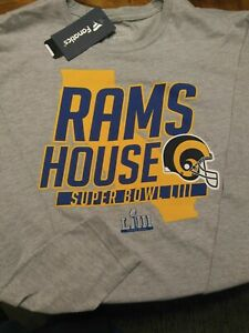 Los-Angeles-Rams-Pro-Line-Super-Bowl-LIII-Bound-Hometown-Slogan-Long-Sleeve-XL