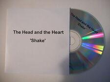 THE HEAD AND THE HEART : SHAKE [ CD SINGLE PORT GRATUIT ]